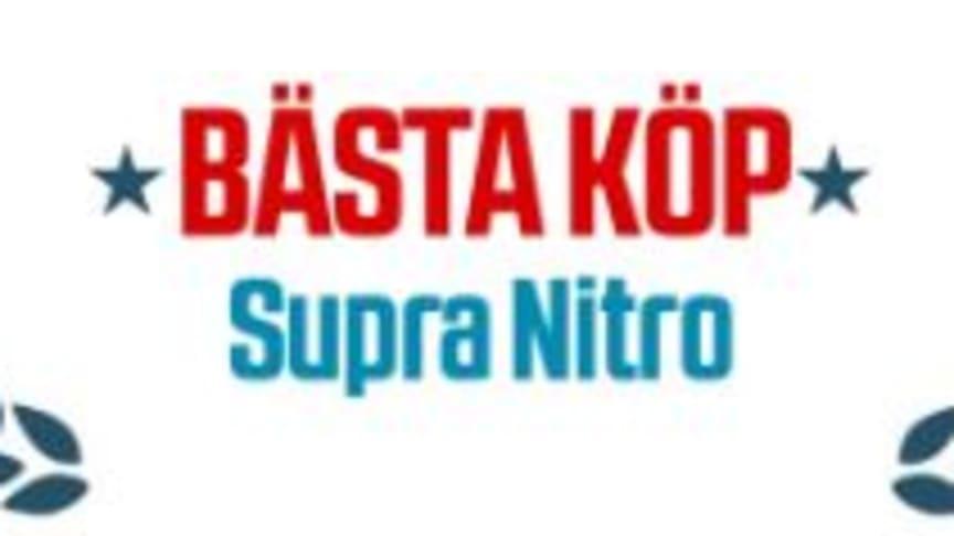 SUPRA NiTRO - Bästa Köp i tidningen M3
