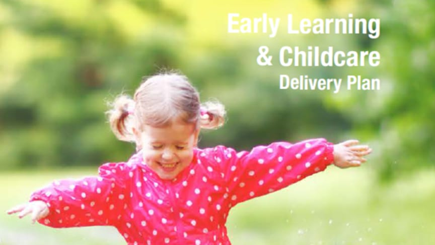 Private sector nursery providers commit to expanded Early Learning and Childcare provision