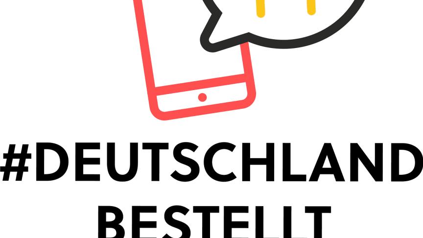 #DeutschlandBestellt