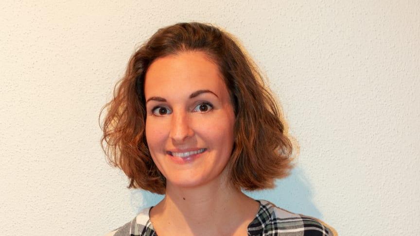 Maria Schaffer bekommt für ihre Masterarbeit an der THW OWL in Lemgo mit dem Energy Award von Westfalen Weser 1500 Euro.