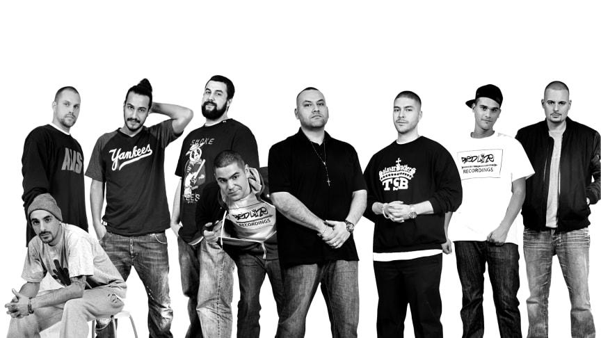 Hiphop-fest inleder Grönans konsertsommar