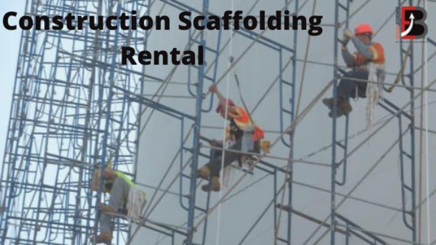 Construction Scaffolding Rental Market