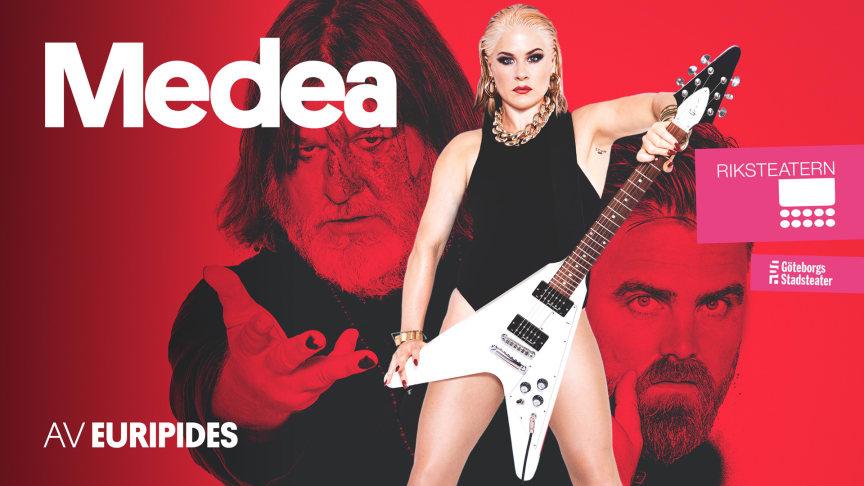 "Ebbot som teaterskådespelare i klassikern ""Medea"" - på turné med Riksteatern 2021"