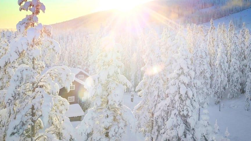 Magiska snöförhållanden på SkiStars destinationer: Fortsatt fokus på trygghet och säkerhet