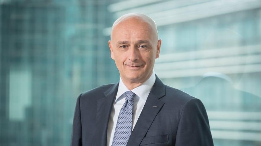 Edoardo Podestá, Chief Operations Officer (COO) des Business Fields DACHSER Air & Sea Logistics