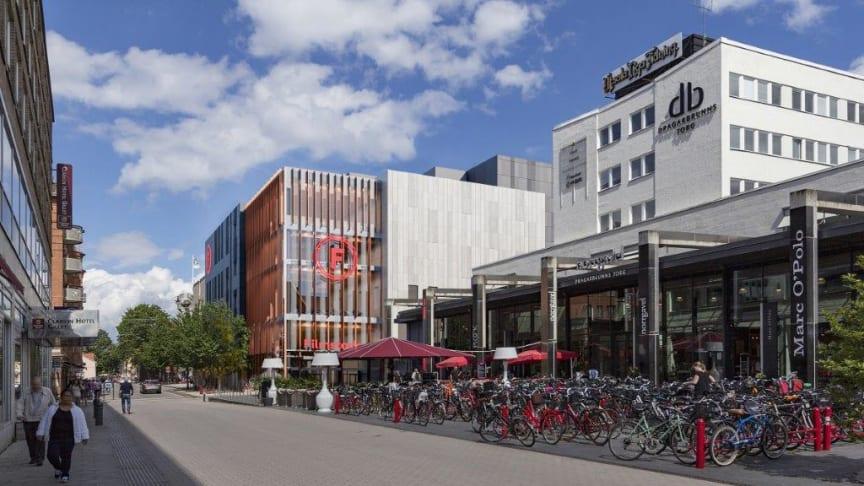 Nya filmstaden i Uppsala