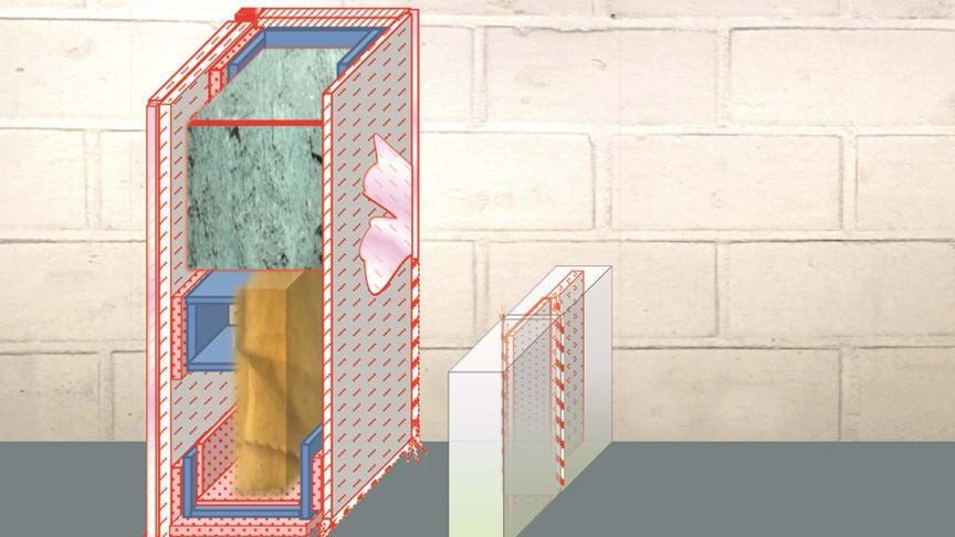 Gebäudeschadstoffe im Bild