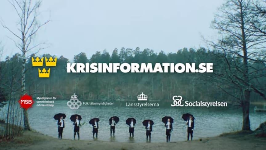 Svenska myndigheter kommunicerar samlat om covid-19 och vikten av att fortsätta följa rådande restriktioner. Nu finns en film med budskapet om att fira en coronasäker valborg.