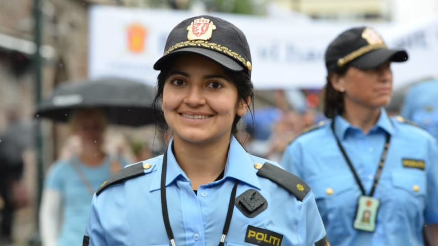 The Norwegian police to attend EuroPride 2014 in Oslo