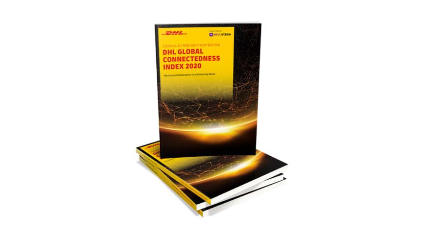 DHL Global Connectedness Index 2020 signalerar en återhämtning av globalisering efter bakslaget av COVID-19