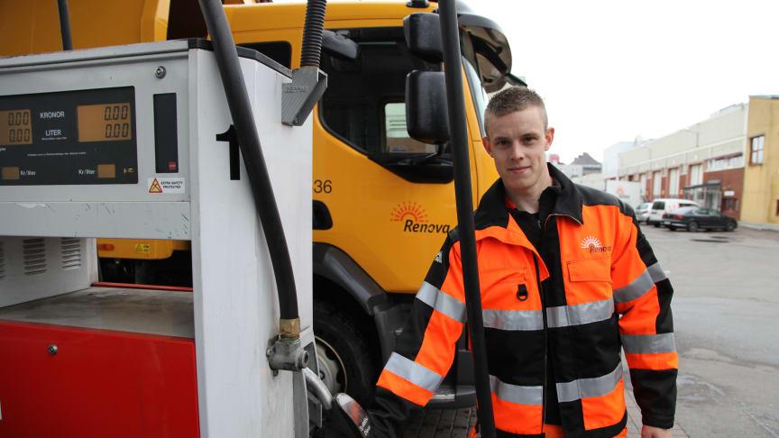 """Renova delade priset för """"årets Miljöinitiativ"""" på Återvinningsgalan 2013"""