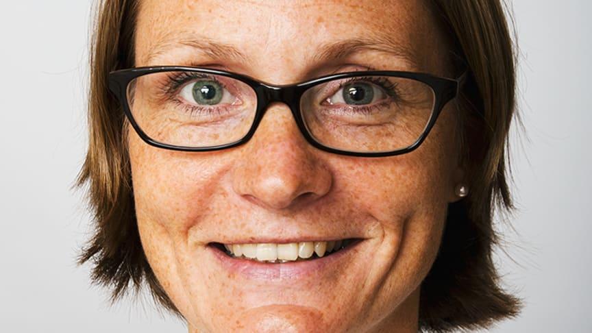 Ny adjungerad professor Maria Kugelberg, S:t Eriks Ögonsjukhus