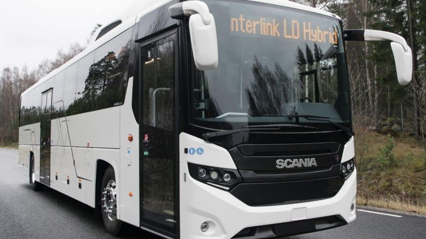 Scania Interlink LD Hybrid