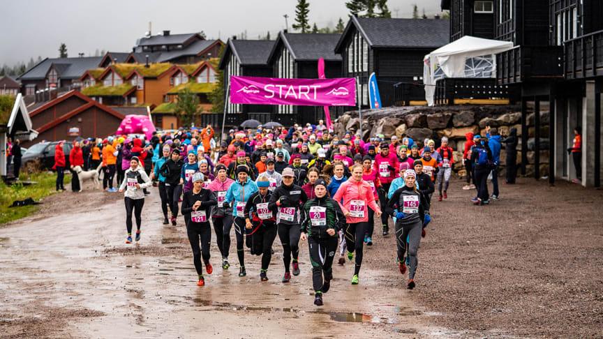 4386 deltaker på årets Trysilrypa. Foto: Jonas Sjögren/Trysil