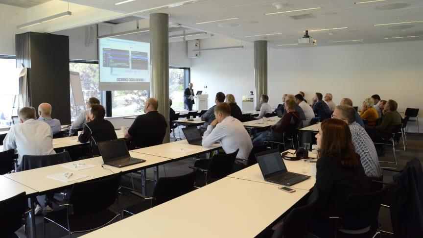 Nylig inviterte Schneider Electric sine byggautomasjonskunder til et halvdags brukerforum i sine lokaler i Oslo.