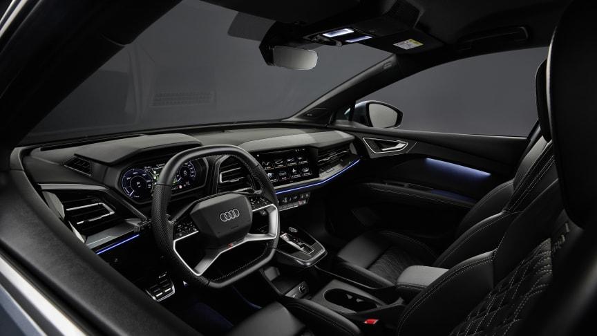 Audi fylder bilen med akustisk harmoni – fordi lyd er afgørende for komforten