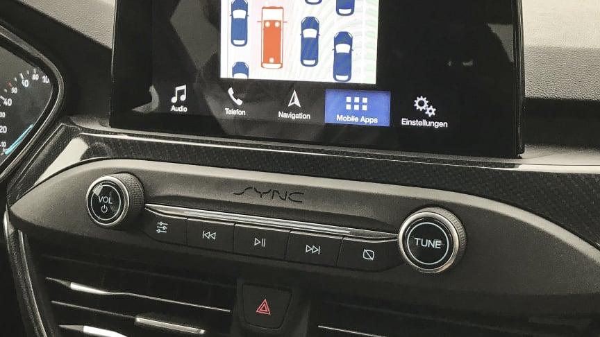 Ford-teknologi gir bedre fremkommelighet for utrykningskjøretøy