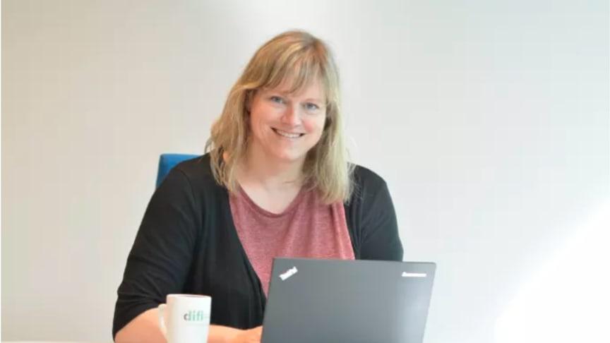 Viel Sørensen blir ny sertifiseringssjef i Norwegian Green Building Council (NGBC) fra april 2017. Foto: Difi.