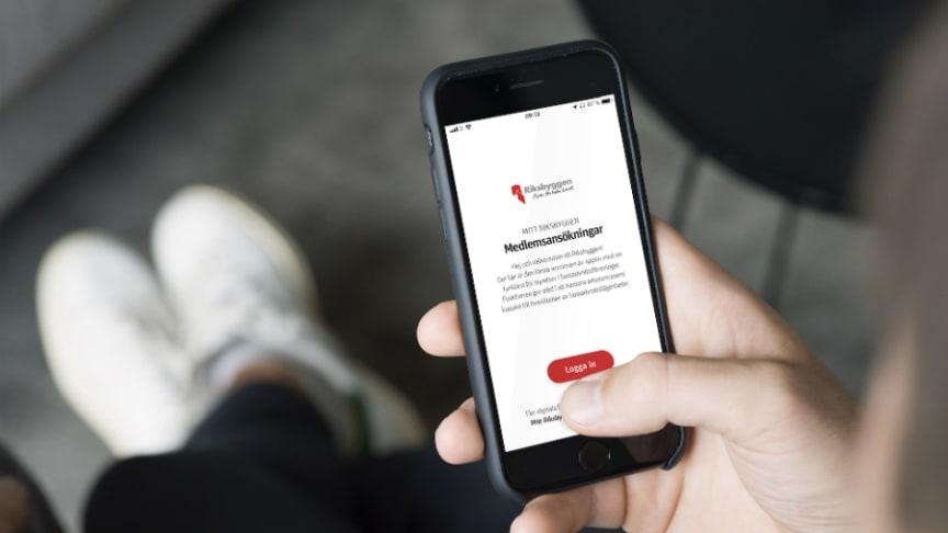 Digital överlåtelsetjänst ersätter 50000 kuvert