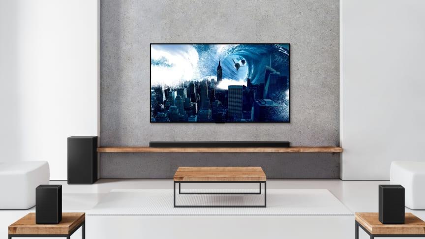 LG introducerar nya soundbars för 2021