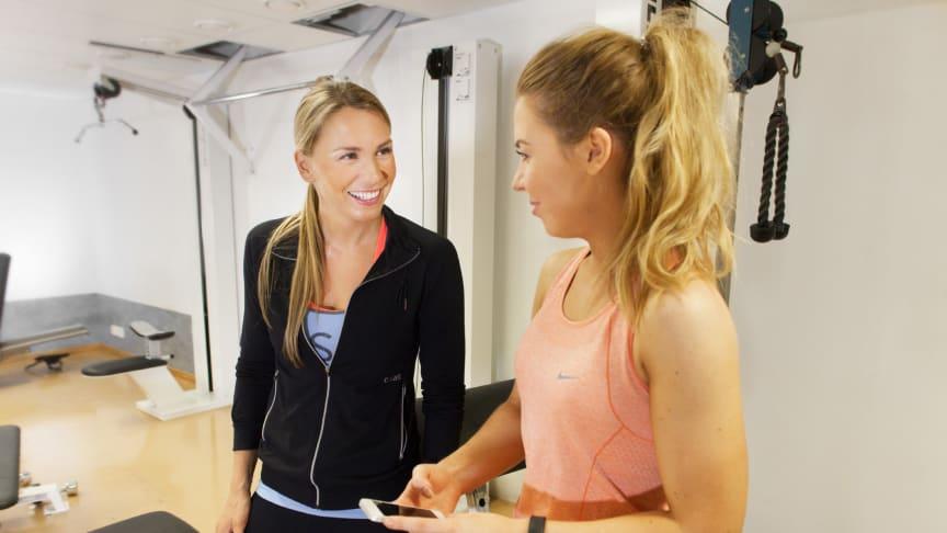 Polar Loop ja Flow-palvelu tukevat treenissä ja auttavat valmennuksessa