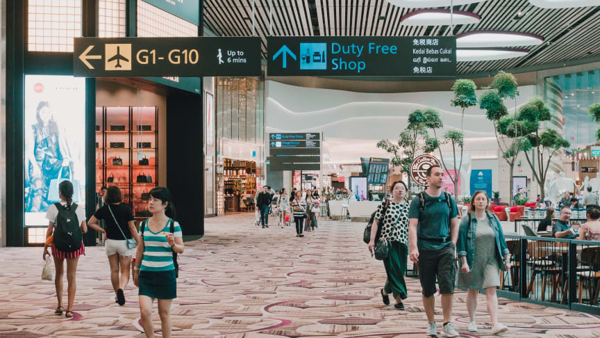 Changi Airport Group awards Liquor & Tobacco concession tender to Lotte Duty Free