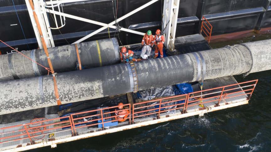 Foto: Nord Stream 2 AG.