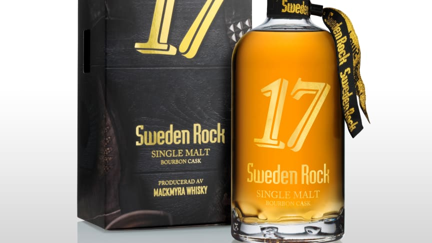 Sweden Rock 17 Single Malt Bourbon Cask