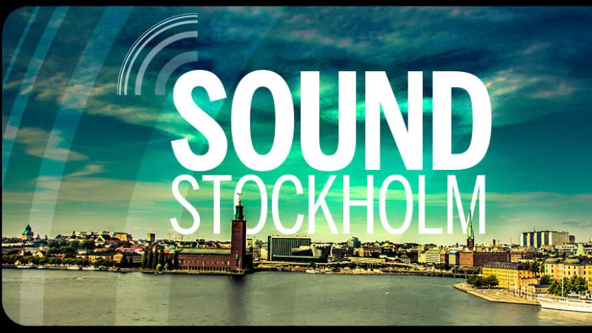 Sound Stockholm 30 november
