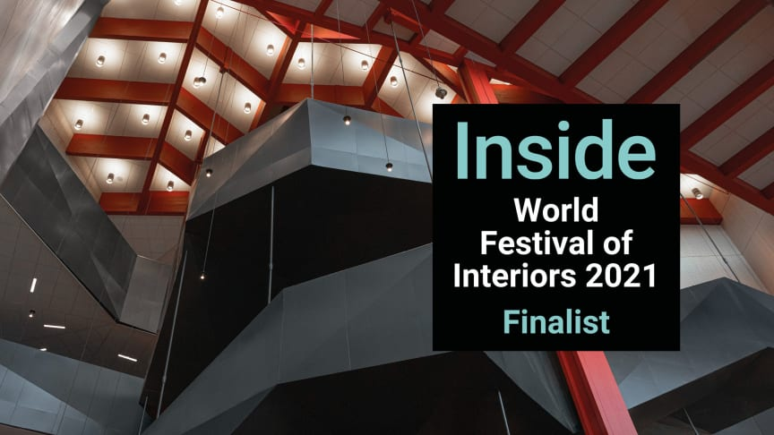 World Festival for Interiors, Inside 2021 shortlists Kunskapshuset (House of Knowledge)