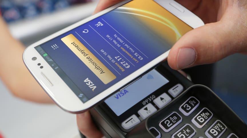 Mobiles Bezahlen in Europa gewinnt an Fahrt