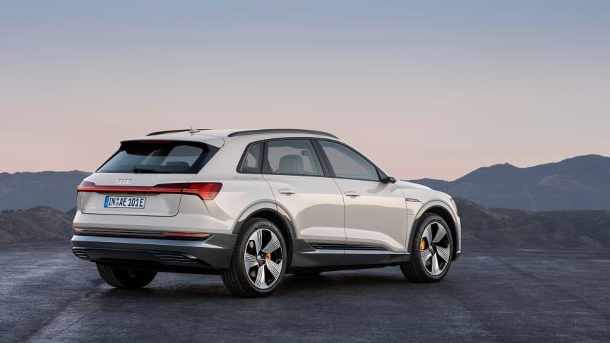 Forhåndsreservér Audis første elbil