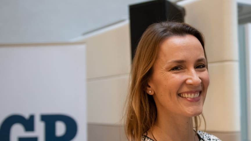 Josefin Meyer, marknadschef GP