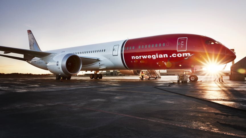 Norwegian incrementa ocupación e ingresos unitarios en octubre