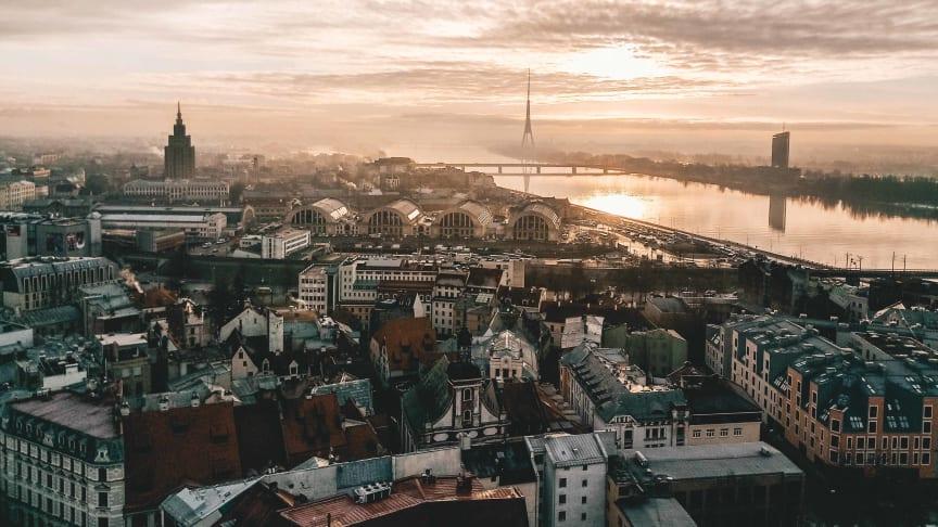 Riga – den nära konferensstaden