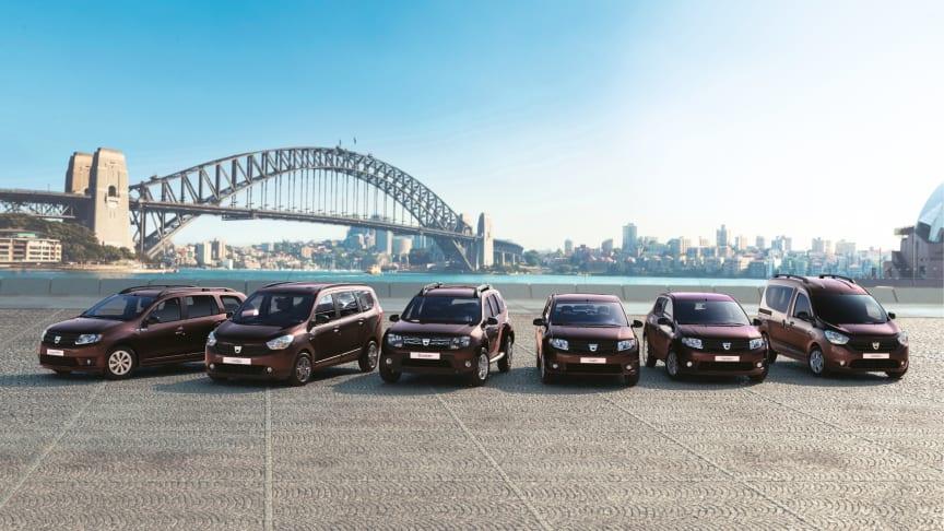 Dacia til hele familien introduceres ved Åbent Hus