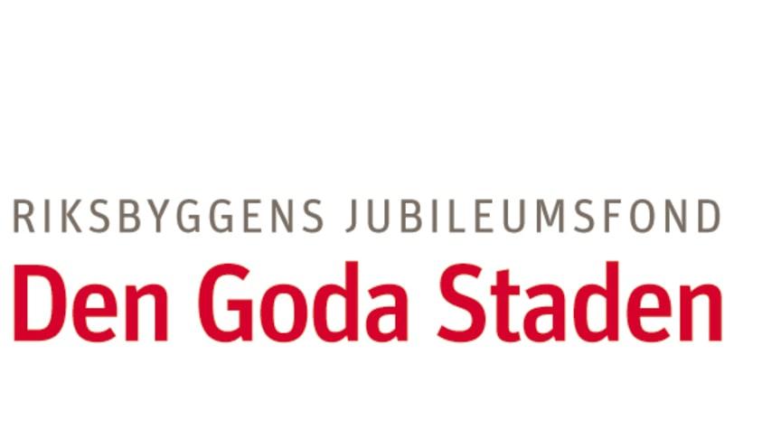 """Riksbyggens jubileumsfond """"Den goda staden"""" firar 30 år i år."""