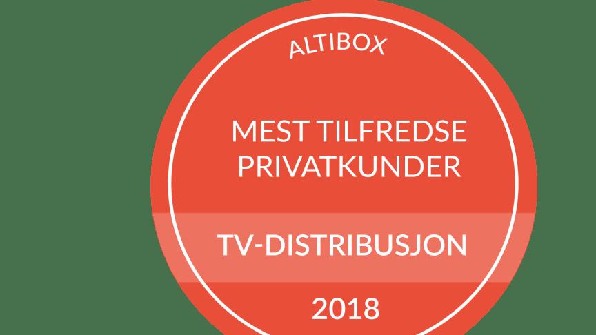Tv-tjenesten fra Altibox er den beste