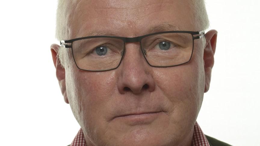 Finn Bengtsson (M), professor och överläkare