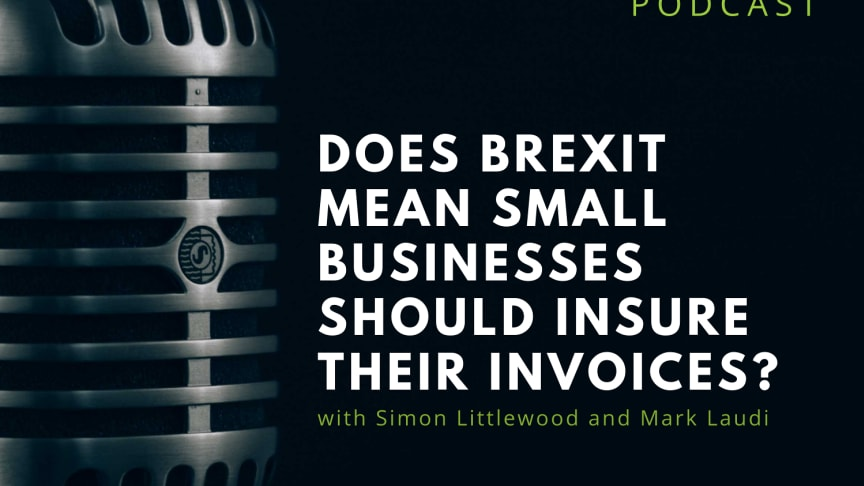 RIABU's Mark Laudi and Simon Littlewood discuss whether small companies should even think about insuring their invoices.
