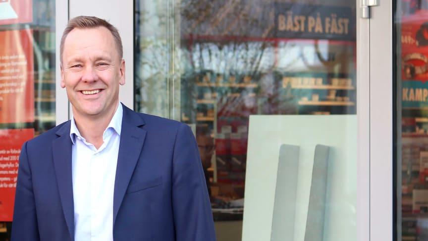 Jan Kahlin, chef butik