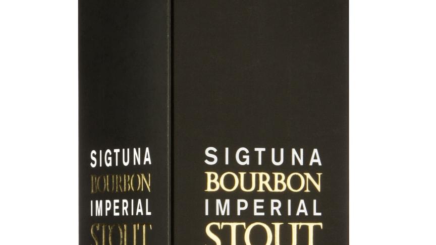 Sigtuna Bourbon Imperial Stout bild 1