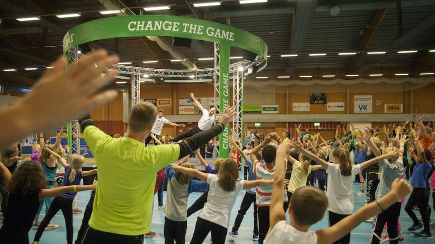 Change the game Balticgruppen Umeå