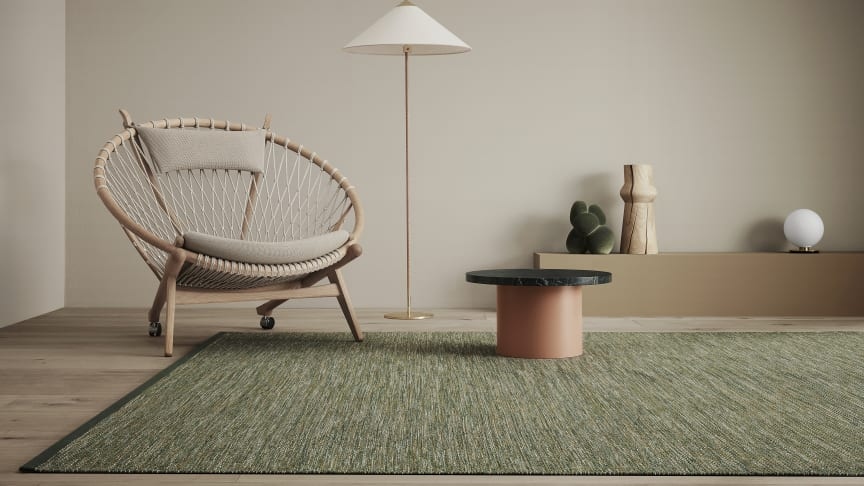 Greta is now being updated in seven new colorways and featured in Kasthall's 2020 collection Colors in Between.
