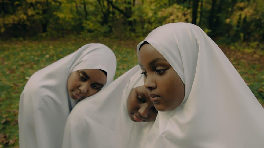 """Ur bildserien """"Vi möts i paradiset"""" av Ikram Abdulkadir, en av årets vinnare av Dokumentärfotopriset."""