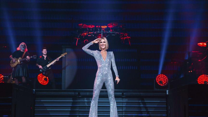 """Celine Dion flyttar fram """"Courage World Tour"""" - nytt datum i Stockholm = 13 juni 2021"""