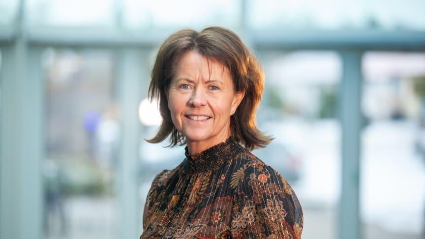 Norsk Tippings administrerende direktør, Åsne Havnelid.