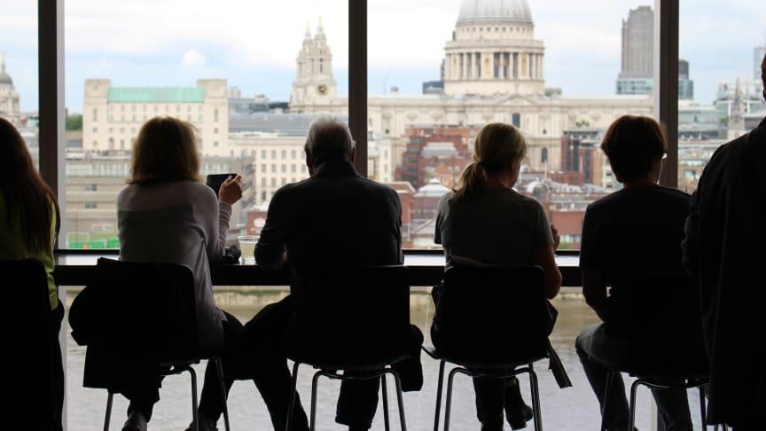 Stor ökning av frilansande egenanställda i Stortbritannien