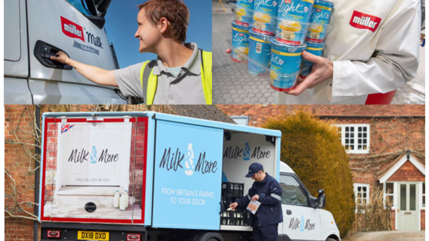 Müller launches major recruitment drive to help feed the nation