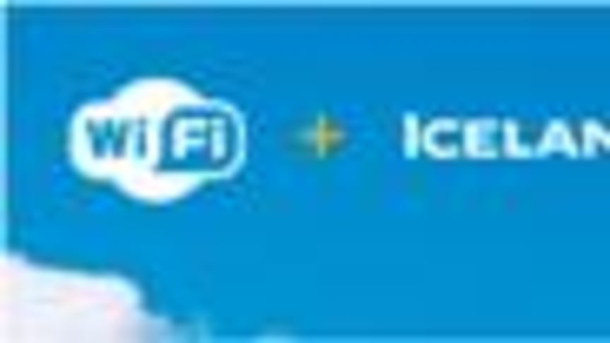 Icelandair – Wi-Fi langattomat yhteydet tulevat